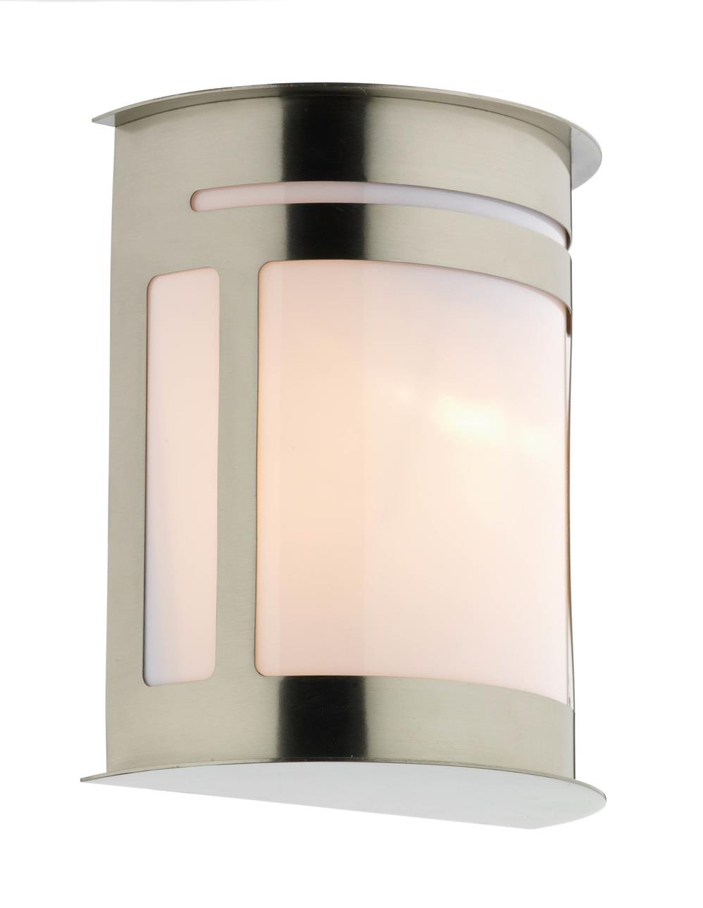Dar ALU1644 Alumni Outdoor Oval Wall Light