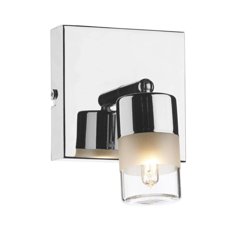 wall lights for bathroom art7150 artemis bathroom single wall light in polished 21303