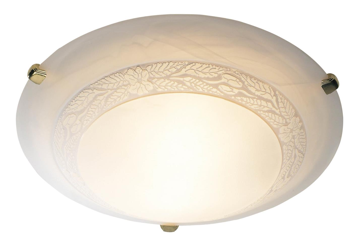 Dar DAM19502 Damask spare 40cm glass for DAM502