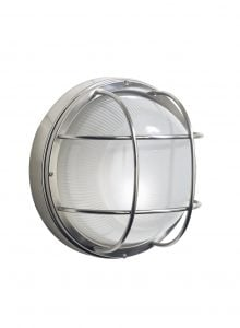 SAL5044 Salcombe Outdoor Round Wall Light