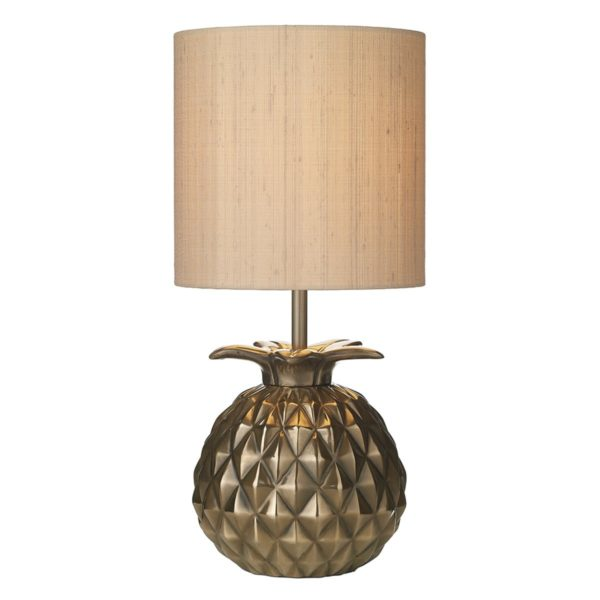 ANA4263 Ananas Table Lamp in Bronze base only
