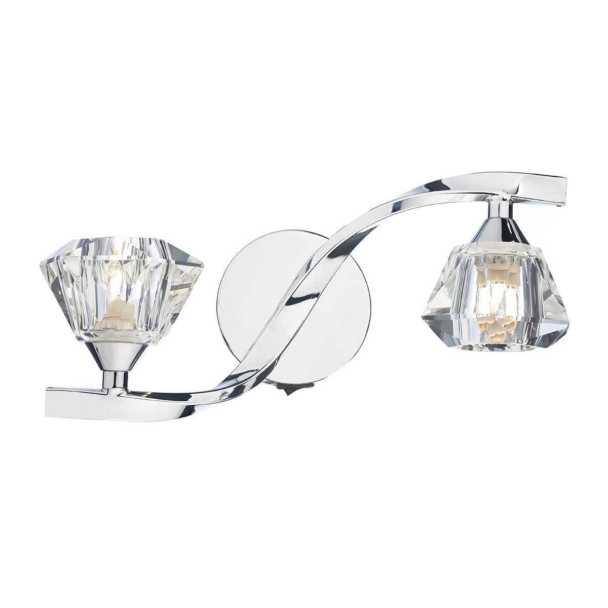 Dar ANC192 Ancona Spare Crystal Glass Shade