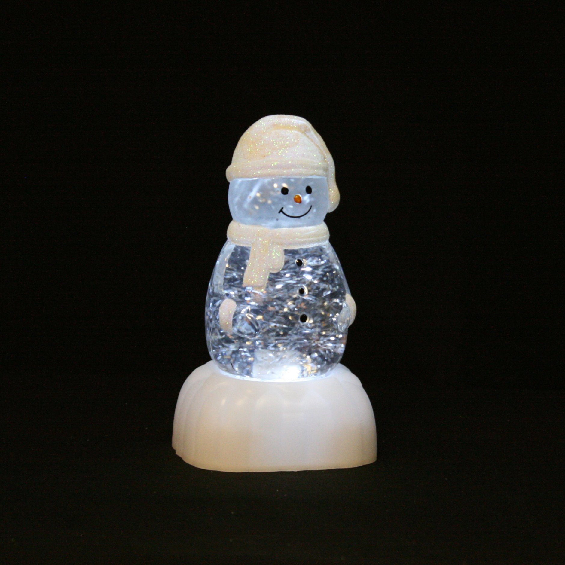 Straits 13566 White LED Snowman