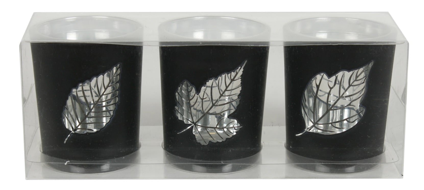 Straits 14929-S Leaf Tealight Holder Silver