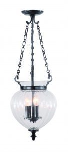 FP-PM-PN Finsbury Park 3lt Medium Lantern in Old Bronze