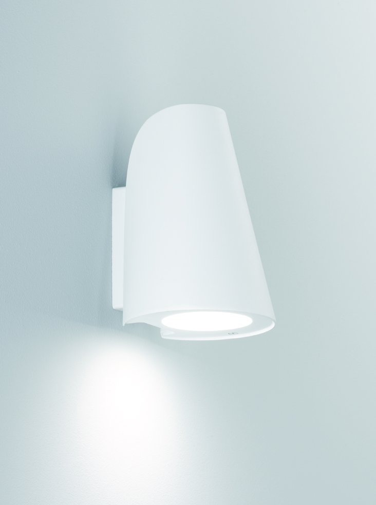 Franklite EXT6617 Exto Exterior Down Light in White