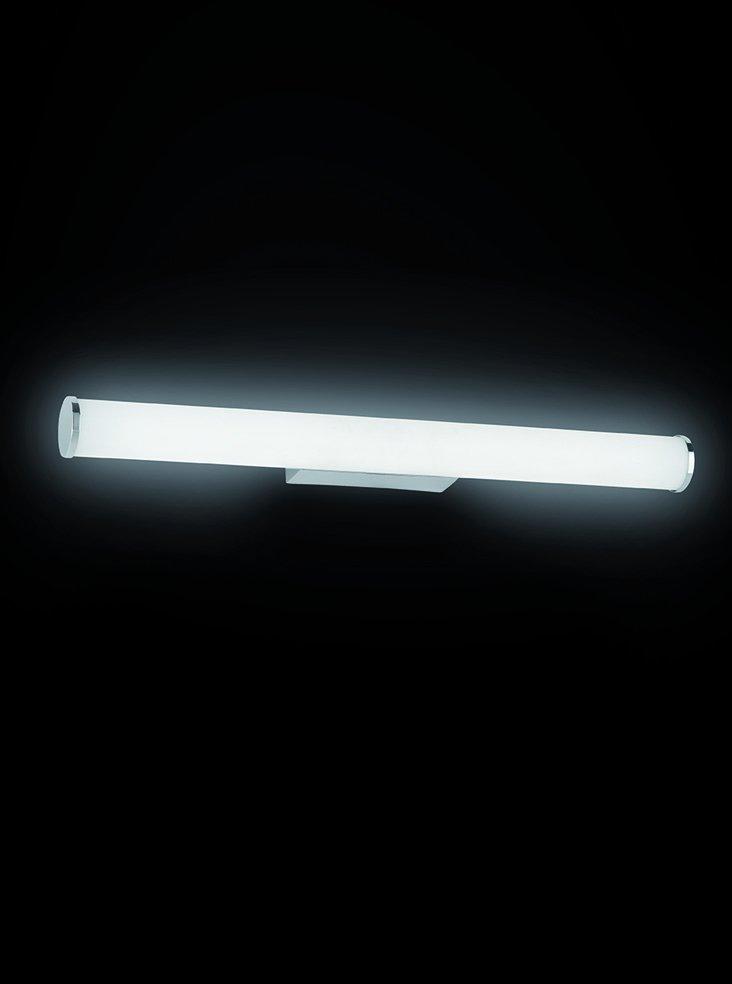 Franklite WB063 Bathroom LED Wall Light Chrome finish IP44
