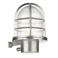 PIE1638 Pier 1 Light Wall Light in Nickel
