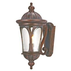 4272BR Canada weathered brown IP44 outdoor wall light