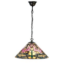 Ashton 63923 Tiffany medium 1 Light Pendant