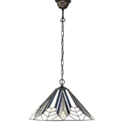 Astoria 63937 Tiffany  1 Light Medium Pendant Fitting