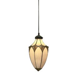 Brooklyn 63975 Tiffany Small Acorn 1 Light Pendant