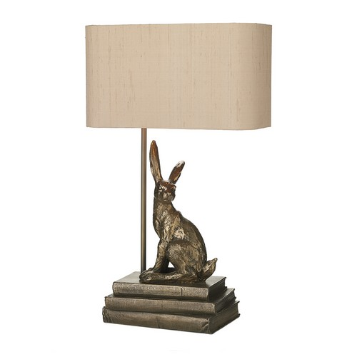 HOP4263 Hopper Table Lamp Bronze Base only