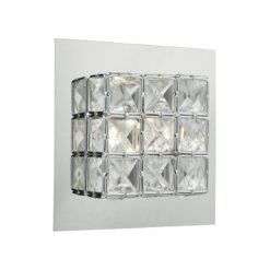 IMO0750 Imogen LED Wall Light in Polished Chrome