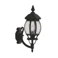 Searchlight 7144-1- Bel Aire 1lt Outdoor, Antique Brass