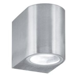 Searchlight 8008-1SS-LED- LED Outdoor 1lt Outdoor, Chrome Polished