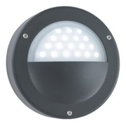 Searchlight 8744BK- LED Outdoor 36lt Outdoor, Gold