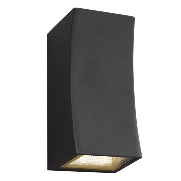Dar EXE2137- Exeter 2lt Wall Light, Grey