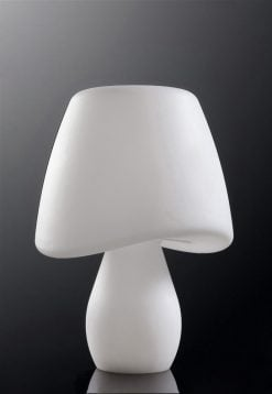Mantra M1500- Cool 2lt Table Lamps, Matt White