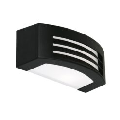 070 BK - SURFACE BRICK LIGHT 60W ES IP44