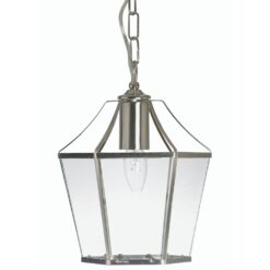 1044 AC DULVERTON PENDANT ANTIQUE CHROME