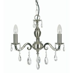 176/3 SN RISBOROUGH 3 LIGHT PENDANT