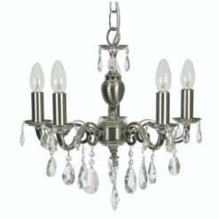 176/5 SN RISBOROUGH 5 LIGHT PENDANT