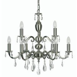 176/6+3 SN RISBOROUGH 9 LIGHT PENDANT
