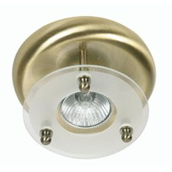 177/1 GLASS SPARE FOR SURFACE DOWNLIGHT