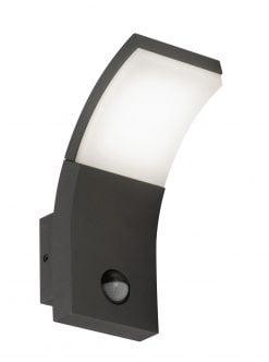 185 DG - KROZ DARK GREY LED LIGHT