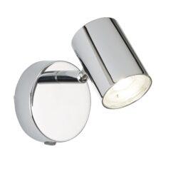 Searchlight 3171CC- Rollo 1lt Spotlight, Chrome Polished