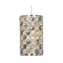 3361 LG - DAVOLI GLASS BEADED PENDANT