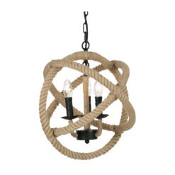 4671/3 CORDE ROPE CEILING LIGHT