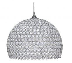 5351/3 CH - CLOVIS CHROME BALL PENDANT