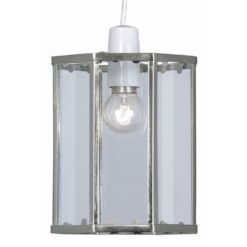 733 AC EASY FIT LANTERN ANTIQUE CHROME