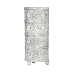 8201 TL IV - MARLEY IVORY TABLE LAMP