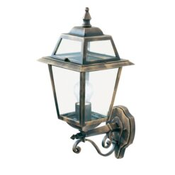 Searchlight 1521- New Orleans 1lt Outdoor, Die Cast Aluminium
