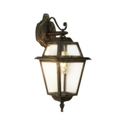 Searchlight 1522- New Orleans 1lt Outdoor, Die Cast Aluminium