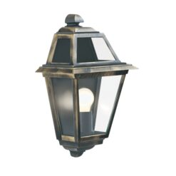 Searchlight 1523- New Orleans 1lt Outdoor, Die Cast Aluminium