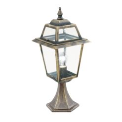 Searchlight 1524- New Orleans 1lt Outdoor, Die Cast Aluminium