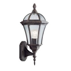 Searchlight 1565- Capri 1lt Outdoor, Die Cast Aluminium