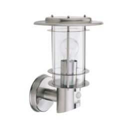 Searchlight 6211- Outdoor 1lt Outdoor, Stainless Steel