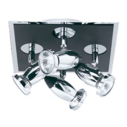 Searchlight 7494- Comet 4lt Spotlight, Chrome