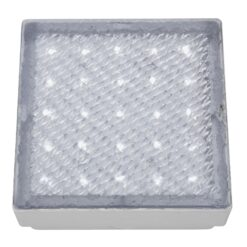 Searchlight 9913WH- LED Outdoor 25lt Outdoor, Clear