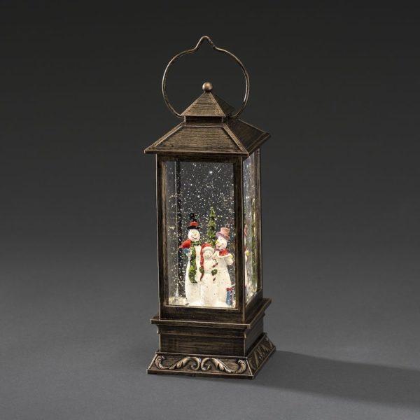 KonstSmide 2889-000- Christmas 1lt Christmas, Antique Brass