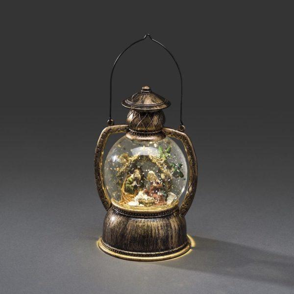 KonstSmide 3499-000- Christmas 1lt Christmas, Antique Brass